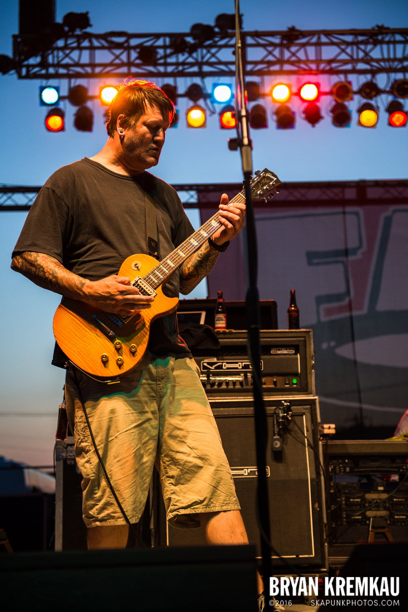 Lagwagon @ Stone Pony Summer Stage, Asbury Park, NJ - 8.15.15 (18)