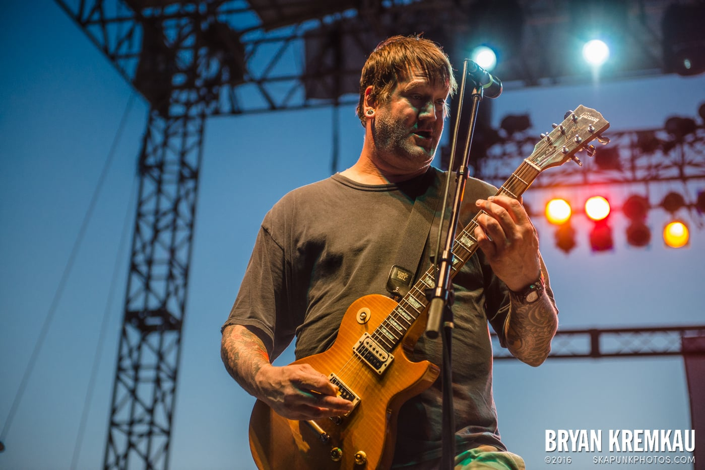 Lagwagon @ Stone Pony Summer Stage, Asbury Park, NJ - 8.15.15 (15)