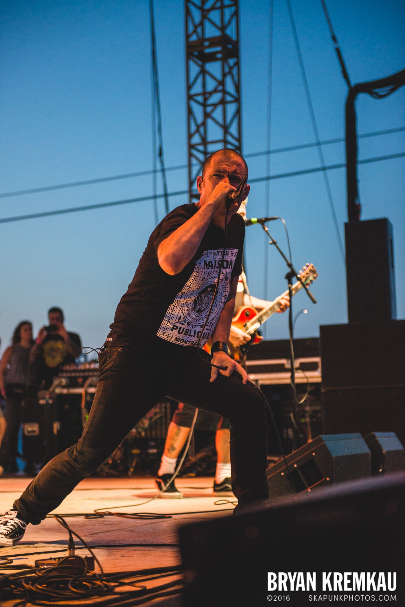 Lagwagon @ Stone Pony Summer Stage, Asbury Park, NJ - 8.15.15 (13)