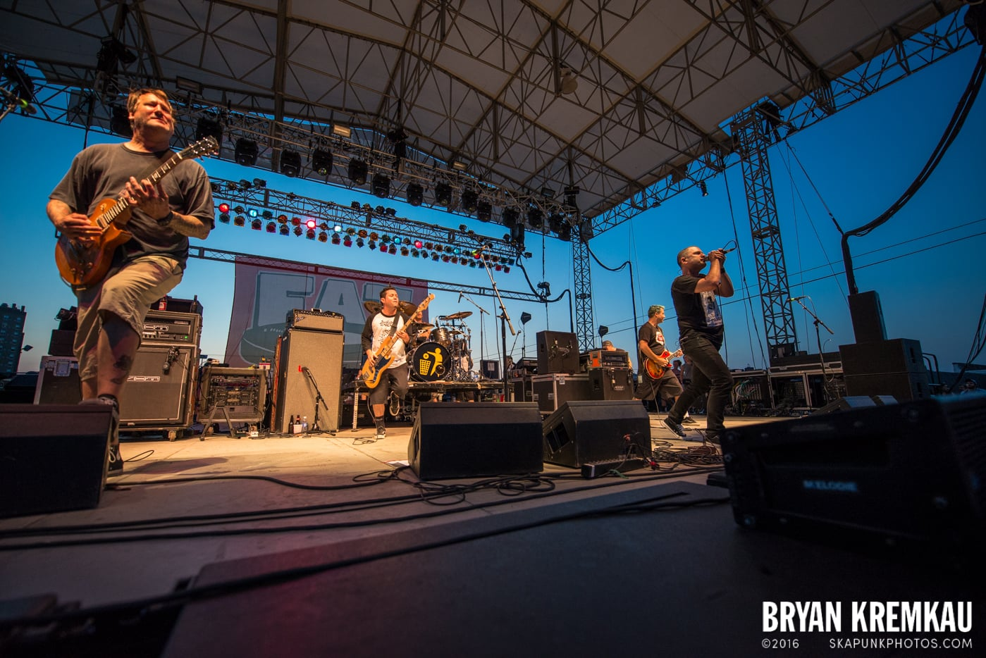 Lagwagon @ Stone Pony Summer Stage, Asbury Park, NJ - 8.15.15 (10)