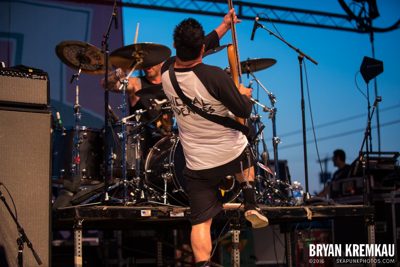 Lagwagon @ Stone Pony Summer Stage, Asbury Park, NJ - 8.15.15 (9)