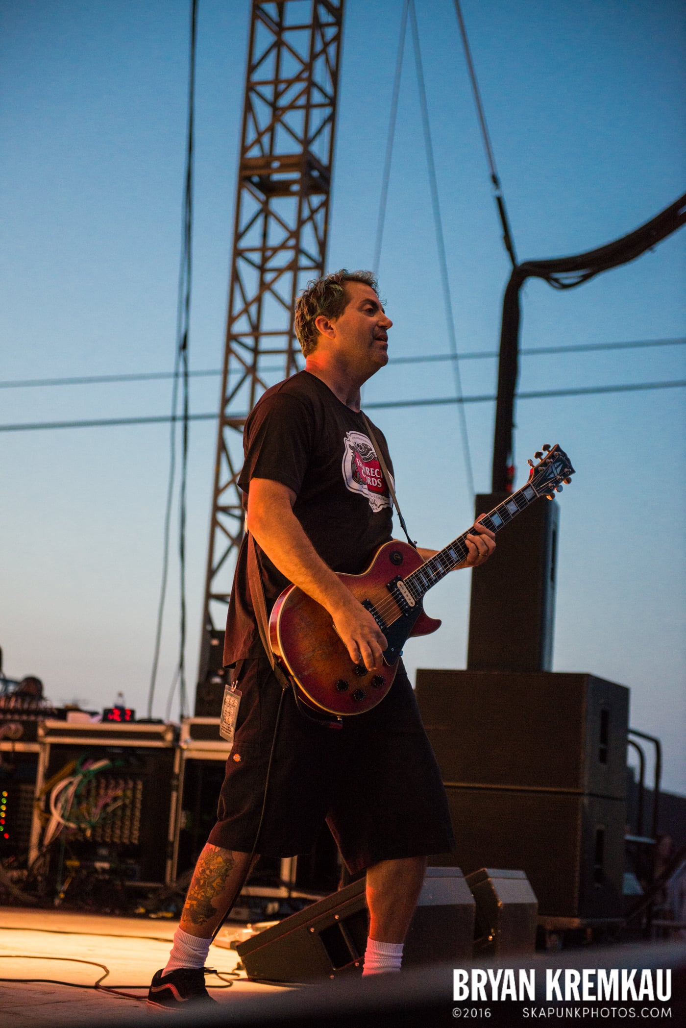 Lagwagon @ Stone Pony Summer Stage, Asbury Park, NJ - 8.15.15 (7)
