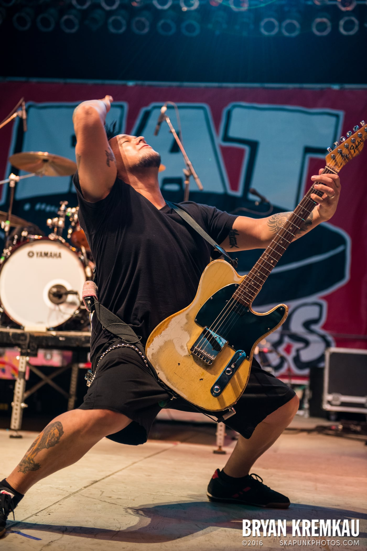NOFX @ Stone Pony Summer Stage, Asbury Park, NJ - 8.15.15 (9)