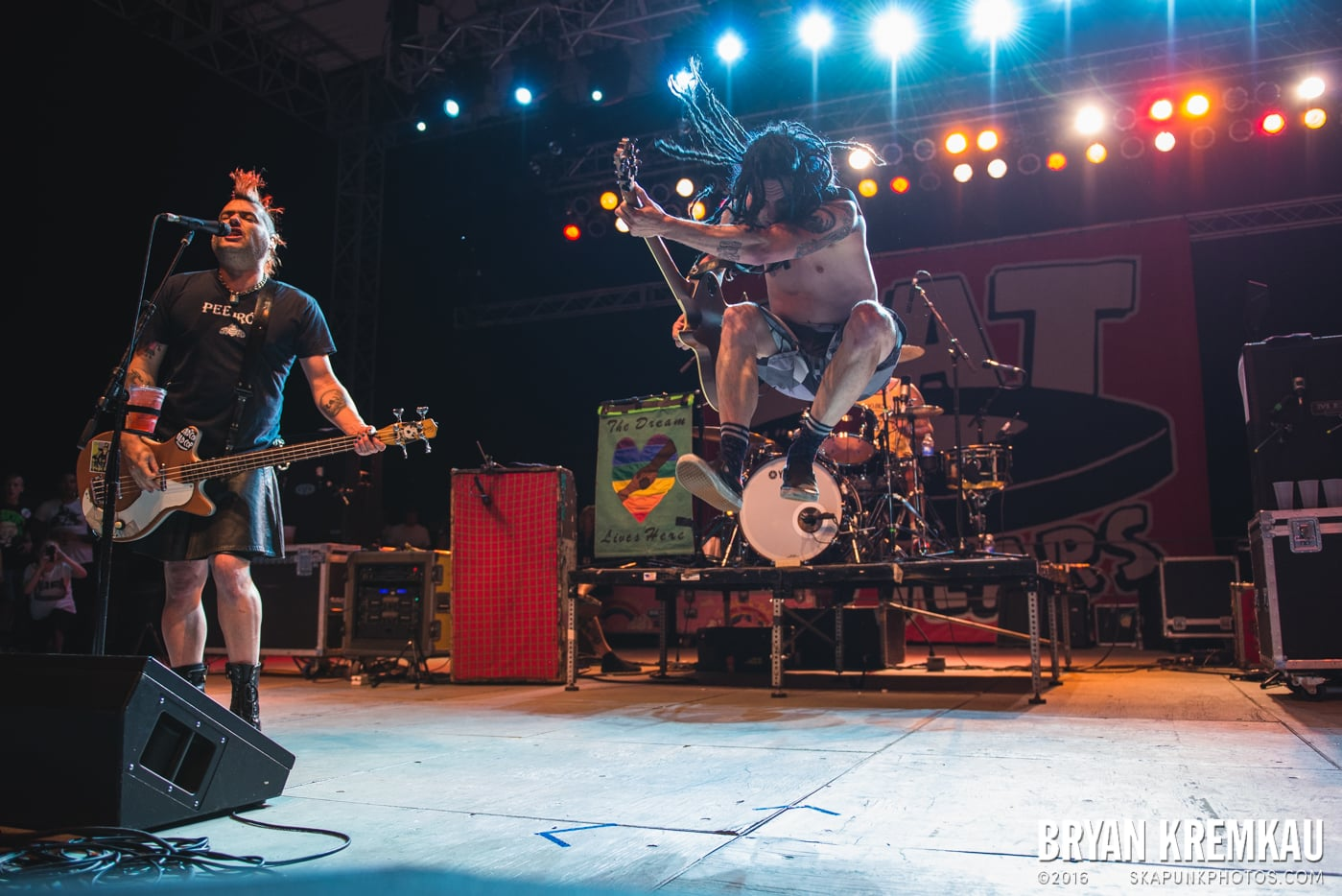 NOFX @ Stone Pony Summer Stage, Asbury Park, NJ - 8.15.15 (7)