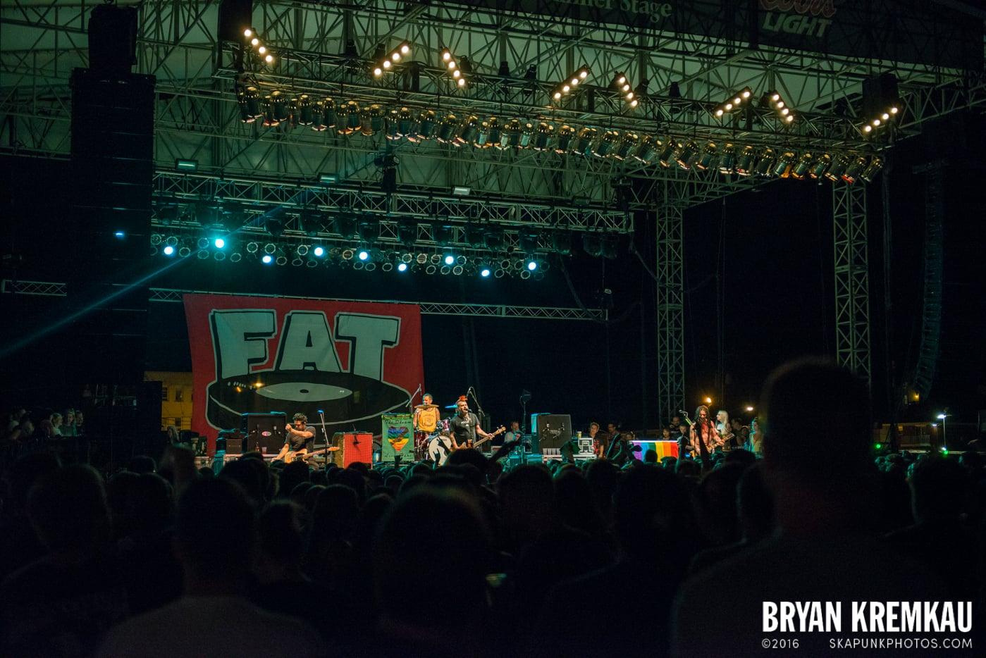 NOFX @ Stone Pony Summer Stage, Asbury Park, NJ - 8.15.15 (2)