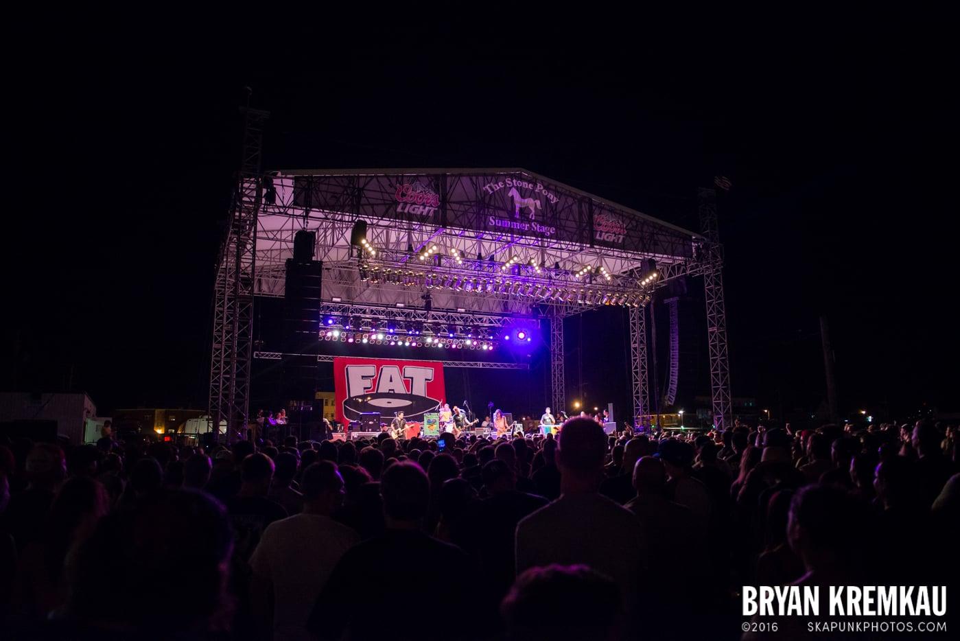 NOFX @ Stone Pony Summer Stage, Asbury Park, NJ - 8.15.15 (1)