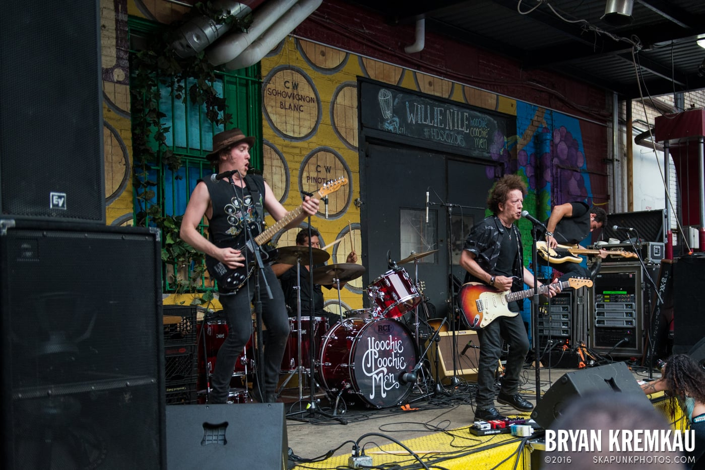 Willie Nile @ City Winery Hudson Square, NYC (4)