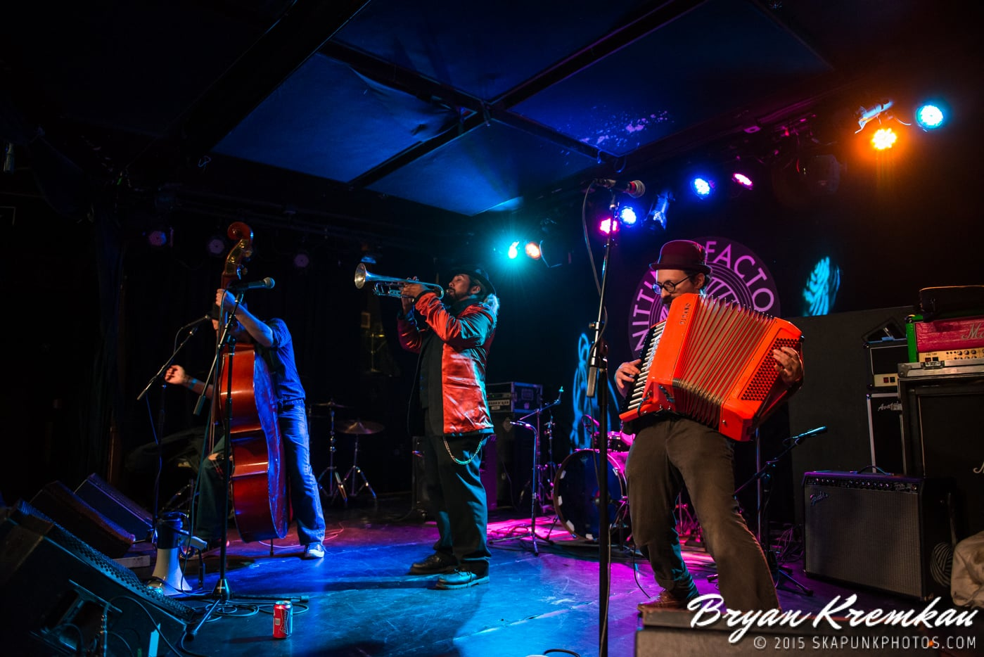 The Sunnyside Social Club @ Knitting Factory, Brooklyn, NY - 11.13.15 (28)