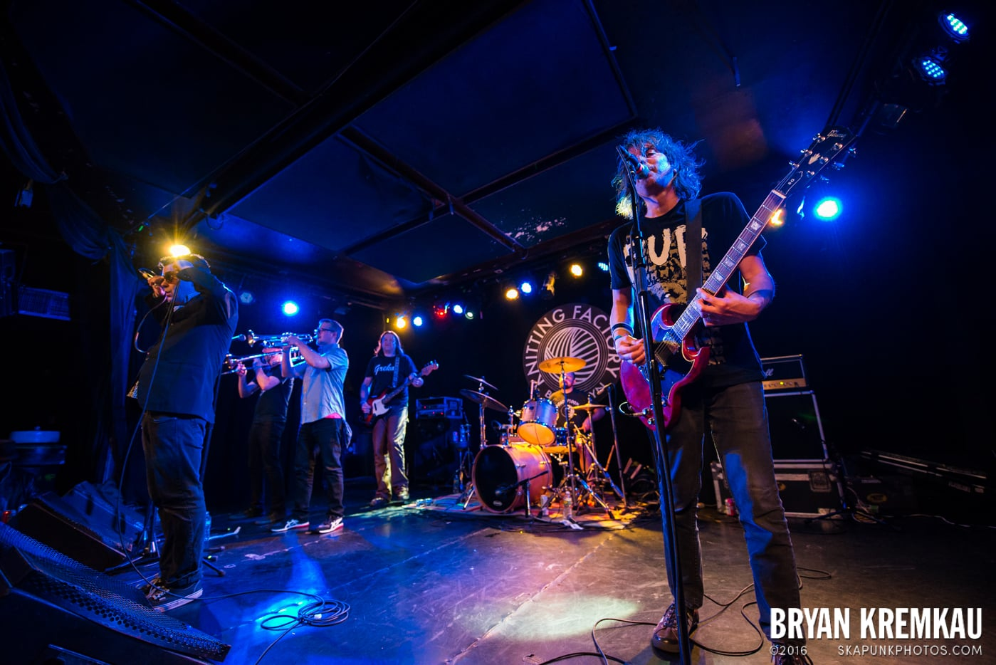 Mustard Plug @ Knitting Factory, Brooklyn, NY - 11.13.15 (23)
