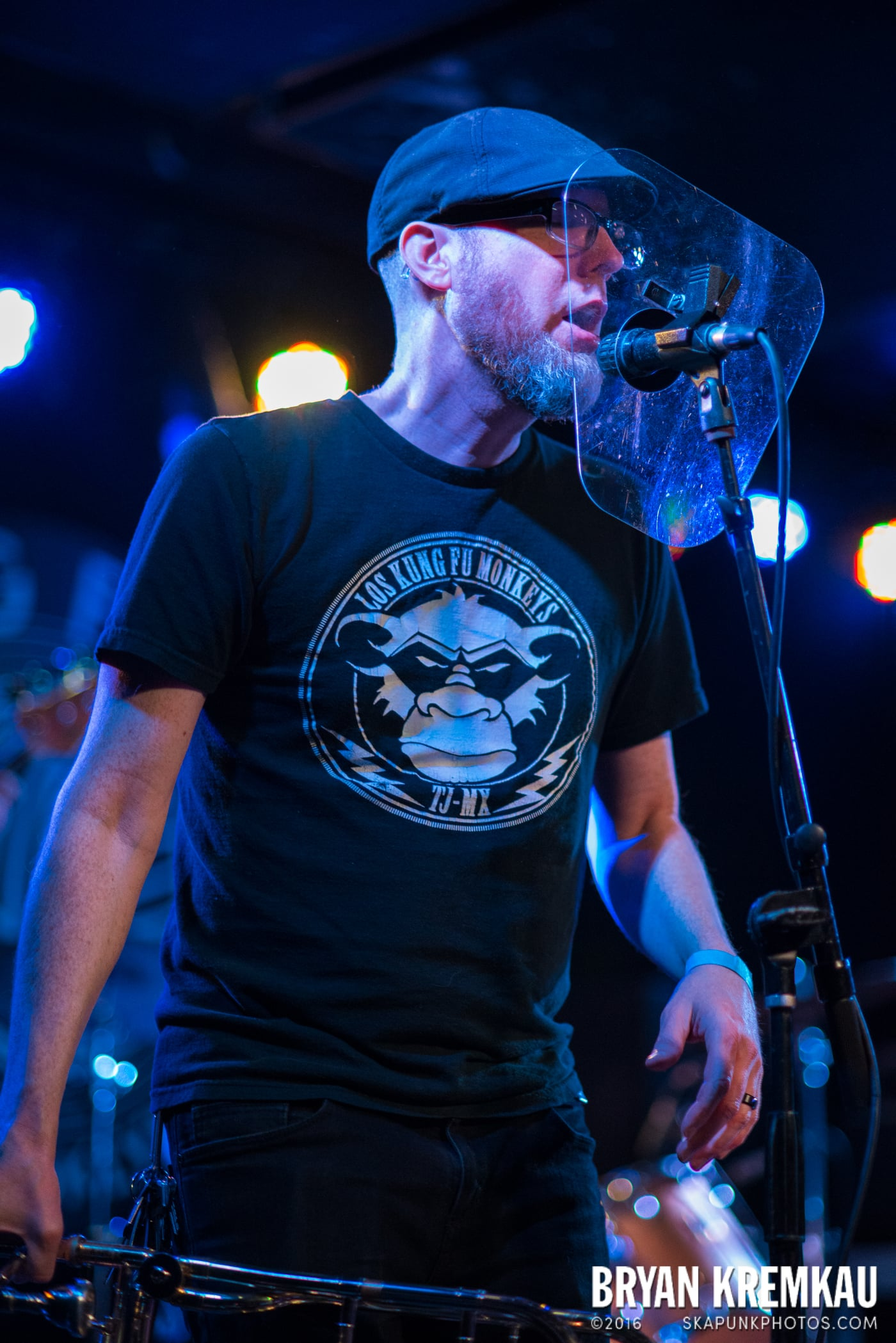 Mustard Plug @ Knitting Factory, Brooklyn, NY - 11.13.15 (9)