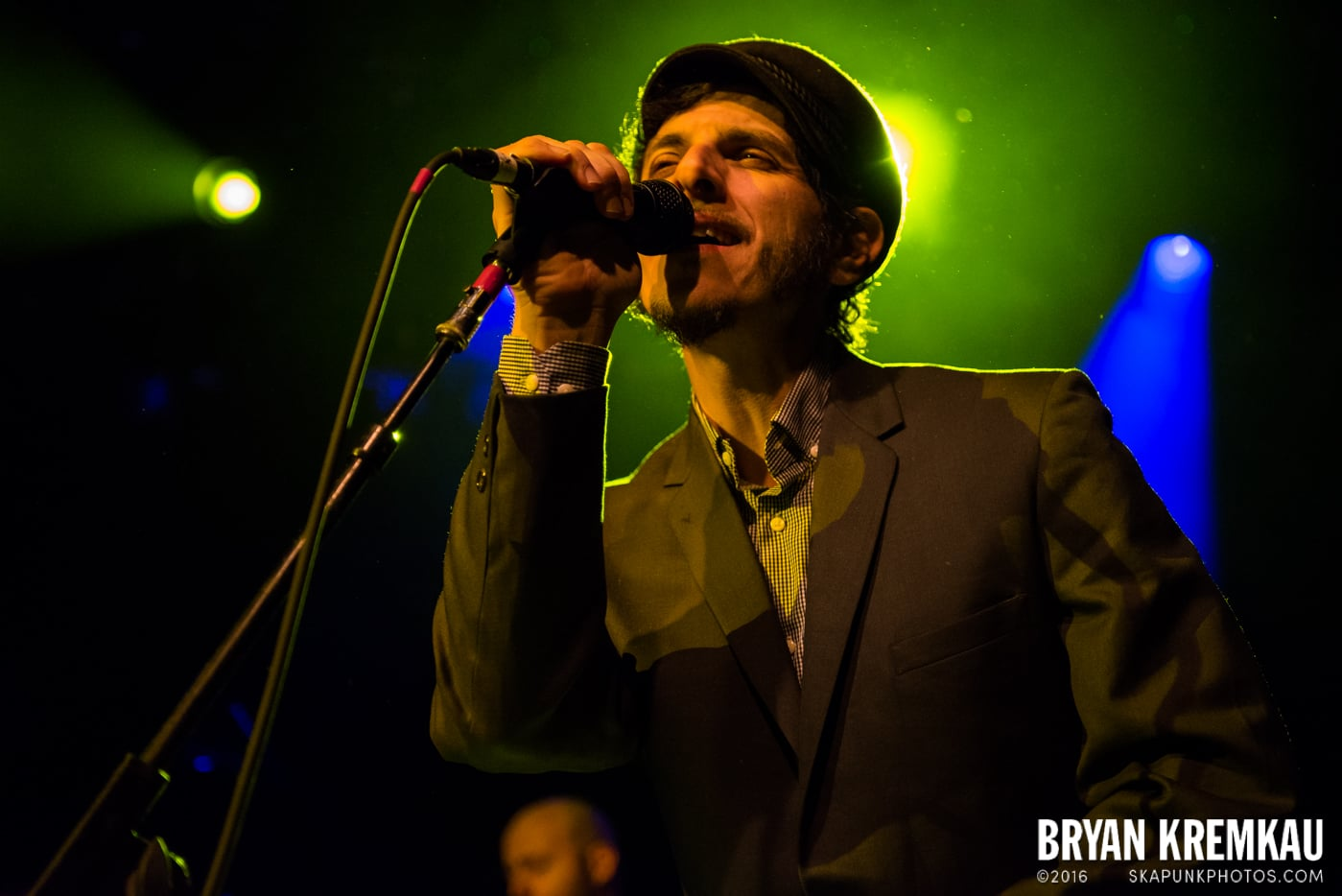 The Slackers @ Irving Plaza, NYC - 12.19.15 (36)