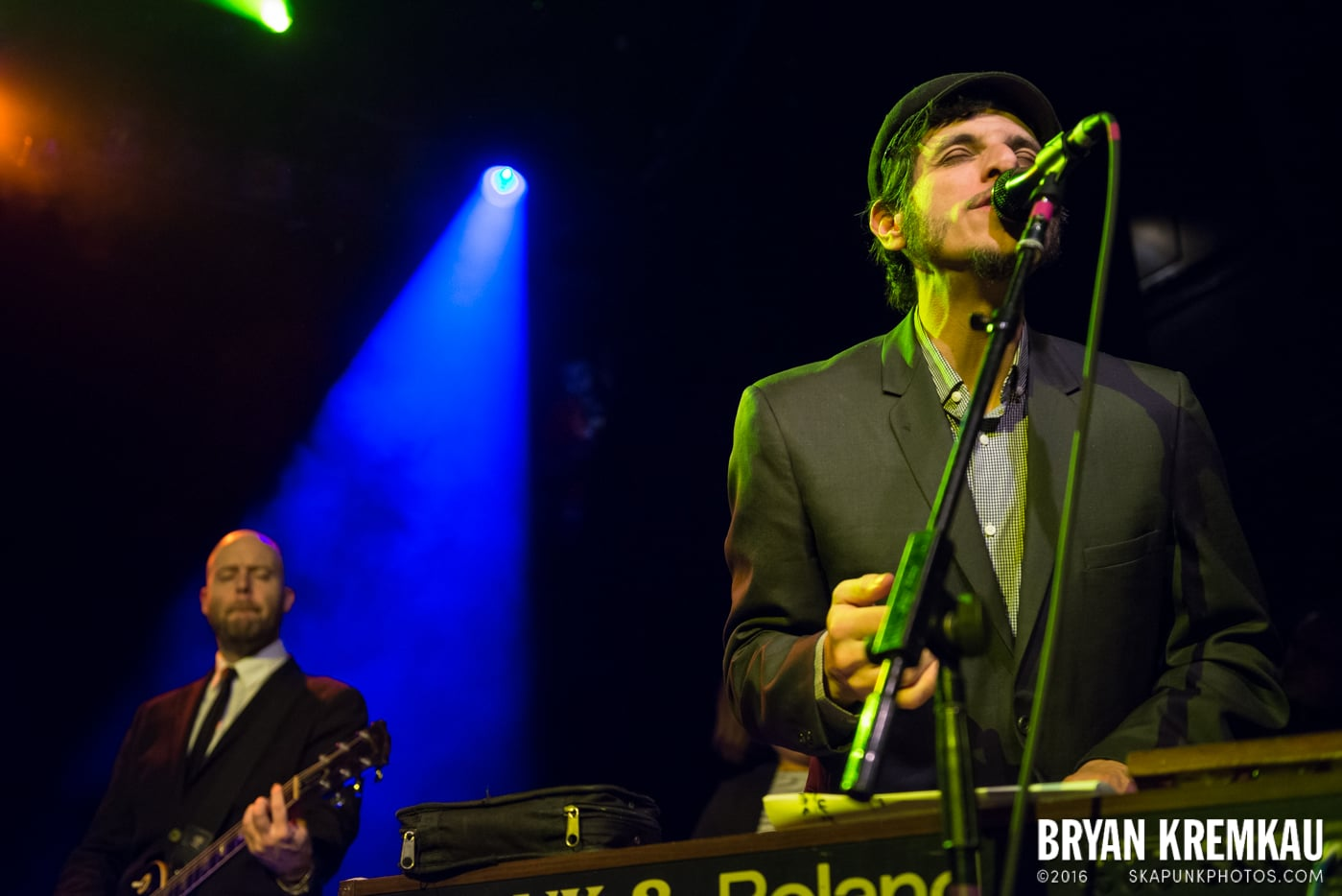 The Slackers @ Irving Plaza, NYC - 12.19.15 (30)