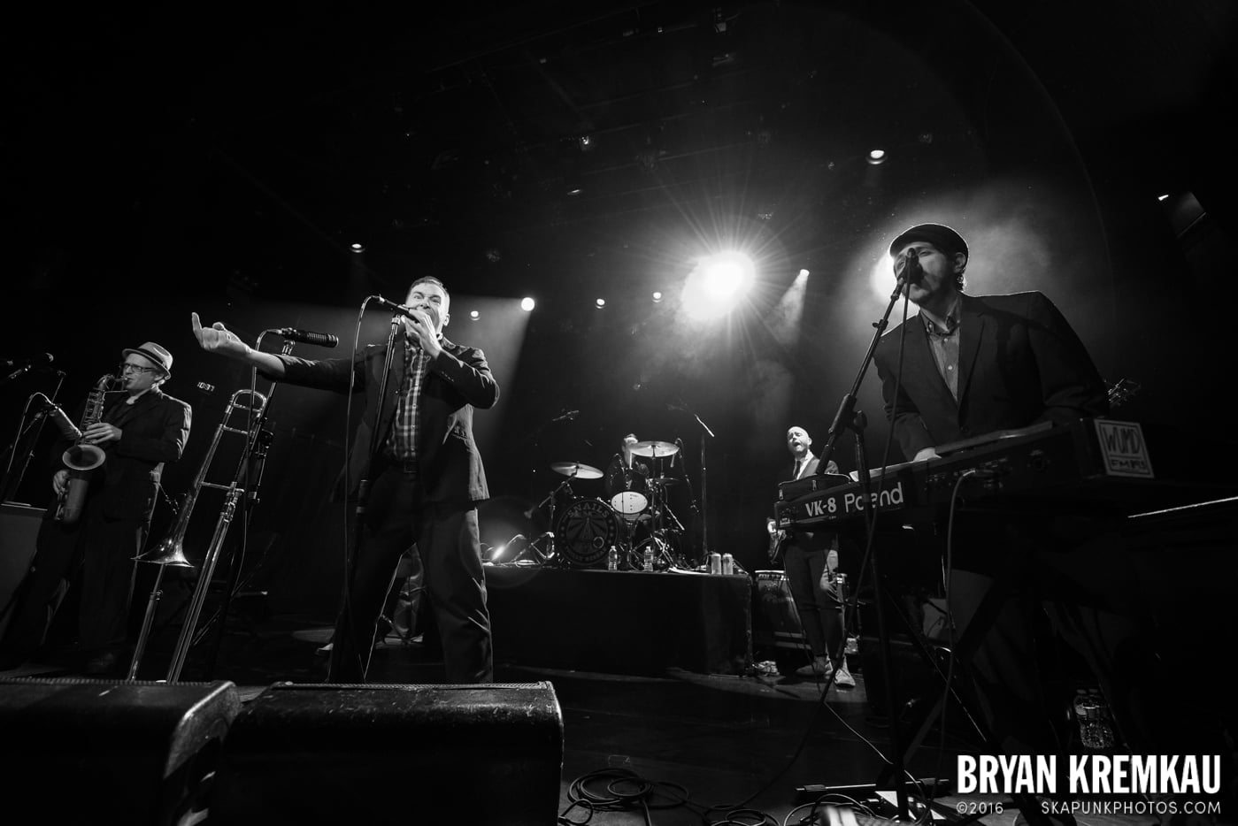 The Slackers @ Irving Plaza, NYC - 12.19.15 (22)