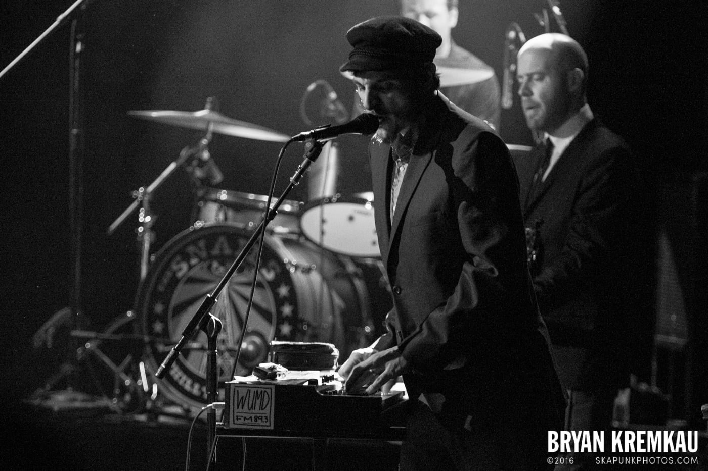 The Slackers @ Irving Plaza, NYC - 12.19.15 (8)