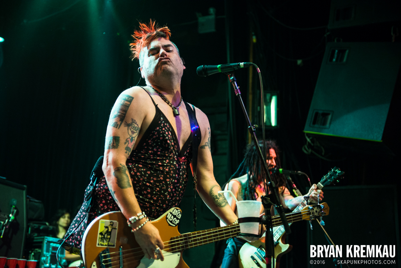 NOFX @ Irving Plaza, NYC - 4.29.16 (33)