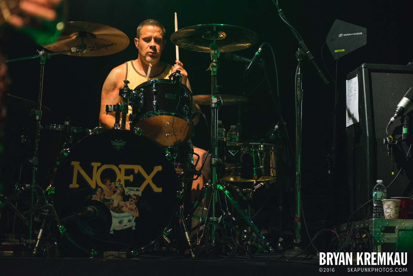 NOFX @ Irving Plaza, NYC - 4.29.16 (19)