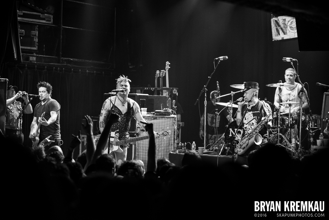 NOFX @ Irving Plaza, NYC - 4.29.16 (2)