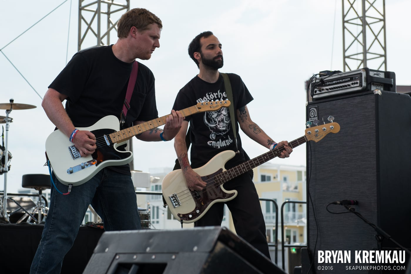 Iron Chic @ Punk Rock Bowling, Stone Pony Summerstage, Asbury Park, NJ - 6.11.16 (23)