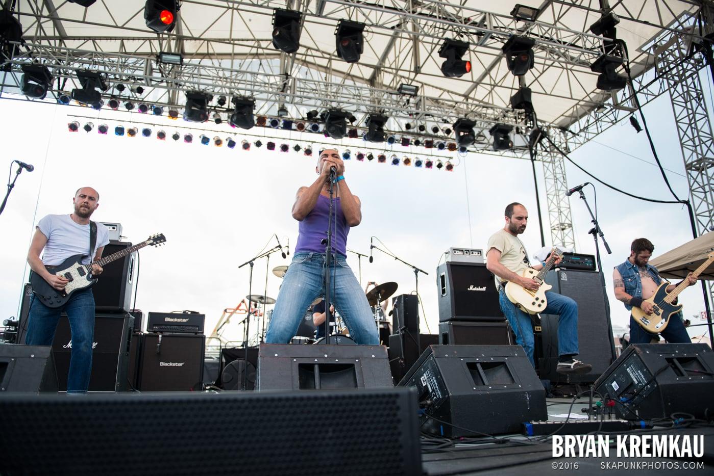 Giuda @ Punk Rock Bowling, Stone Pony Summerstage, Asbury Park, NJ - 6.11.16 (15)