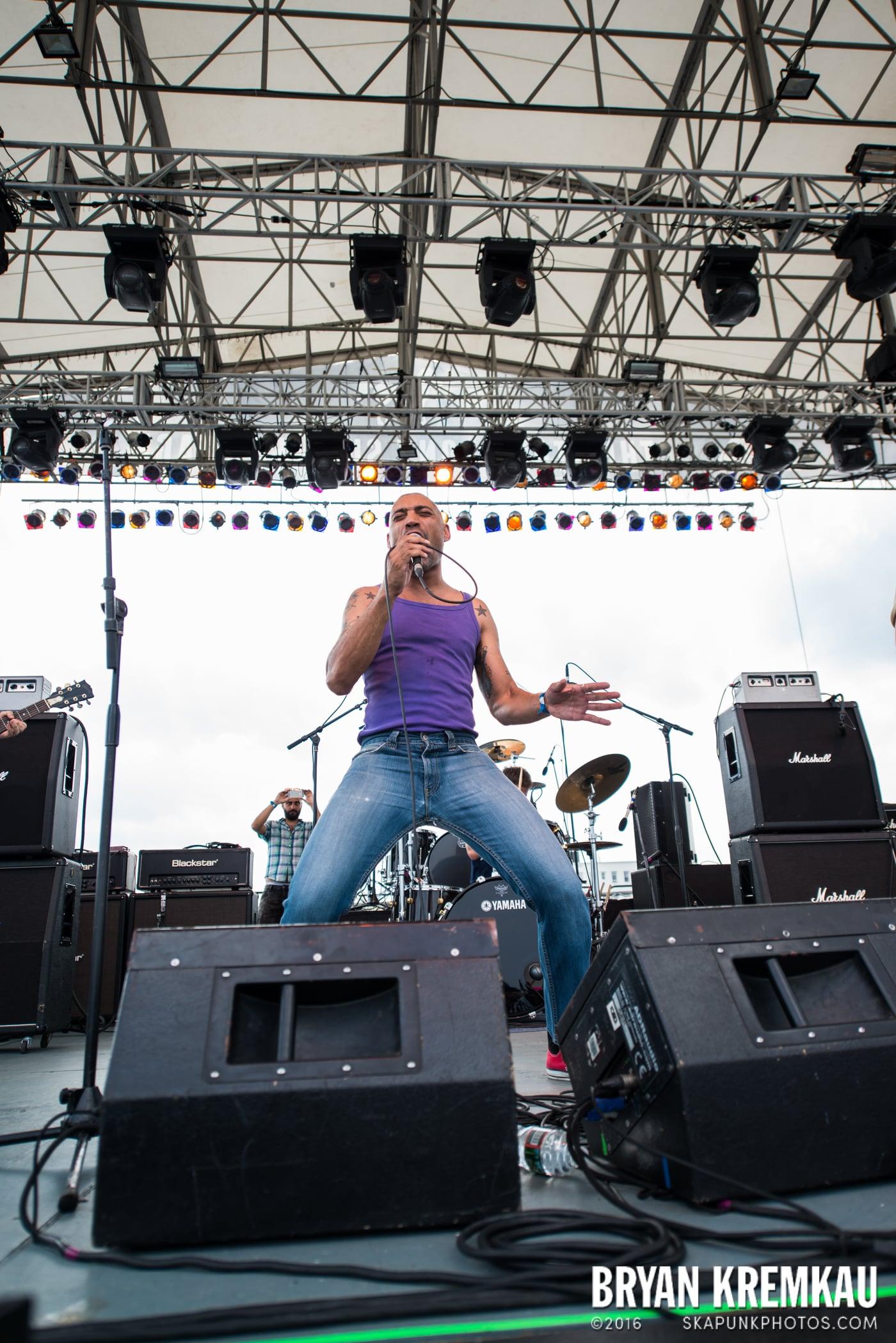Giuda @ Punk Rock Bowling, Stone Pony Summerstage, Asbury Park, NJ - 6.11.16 (3)