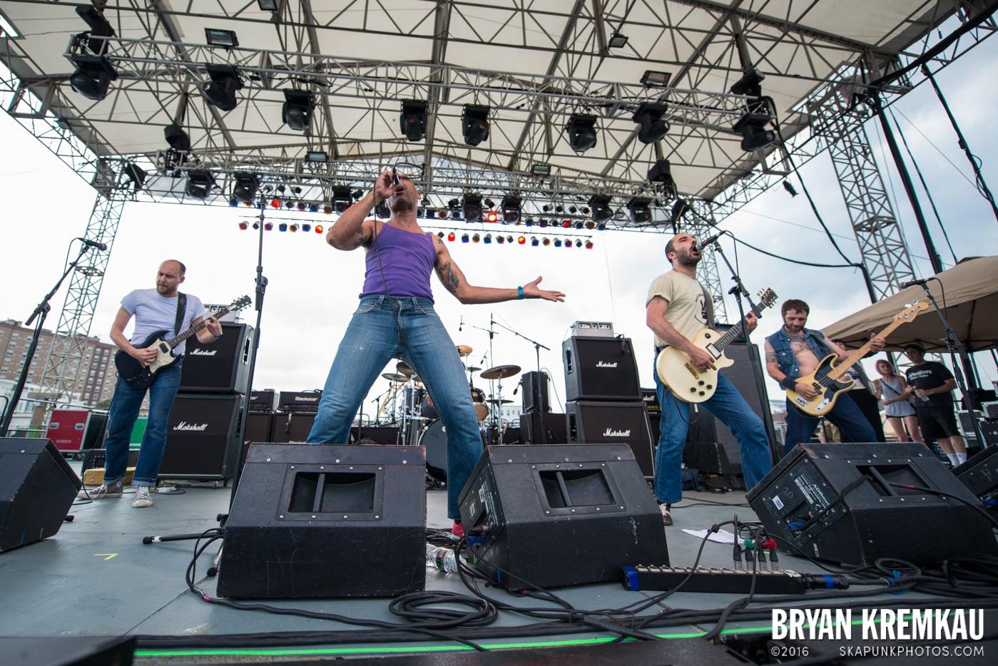 Giuda @ Punk Rock Bowling, Stone Pony Summerstage, Asbury Park, NJ - 6.11.16 (2)