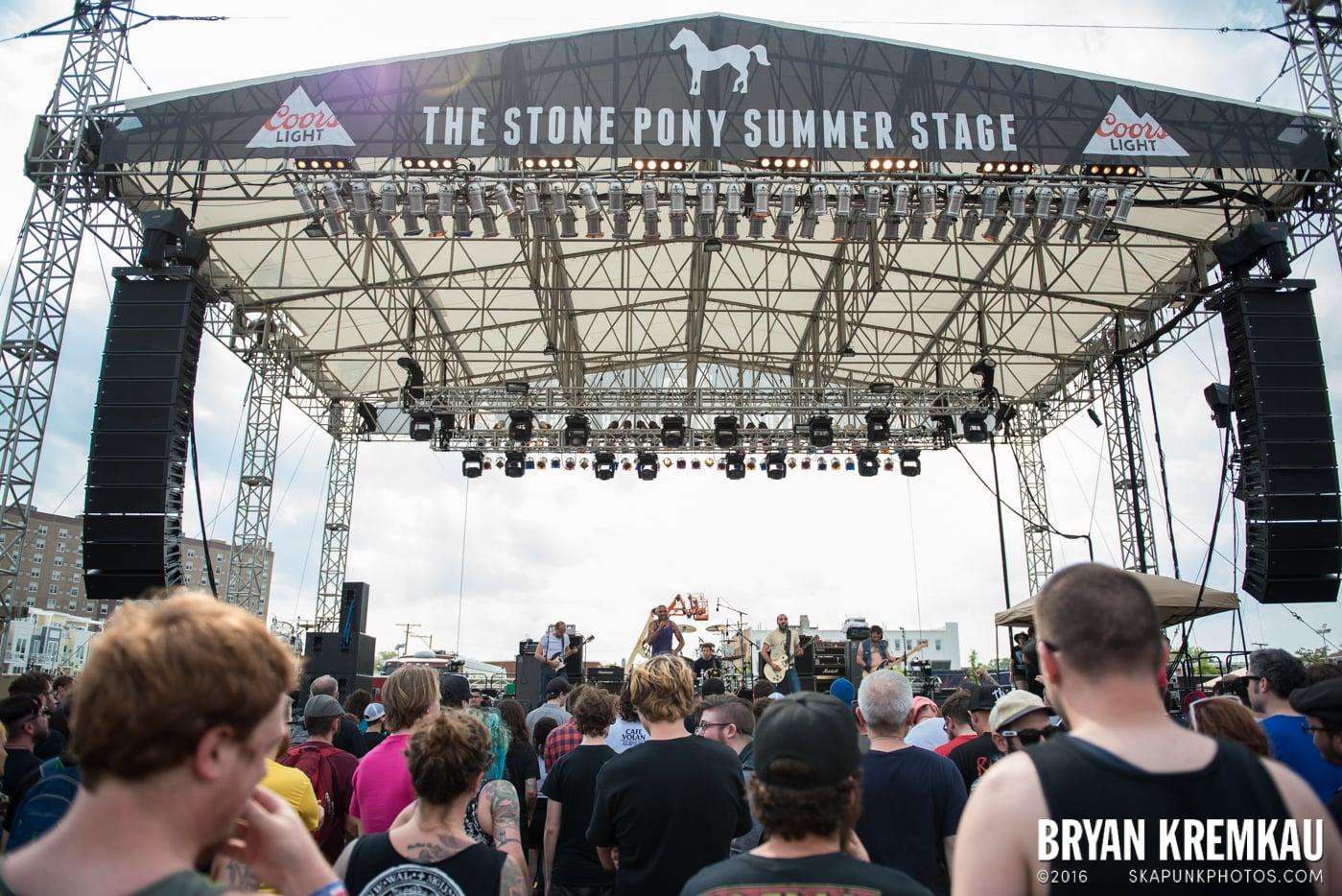 Giuda @ Punk Rock Bowling, Stone Pony Summerstage, Asbury Park, NJ - 6.11.16 (1)