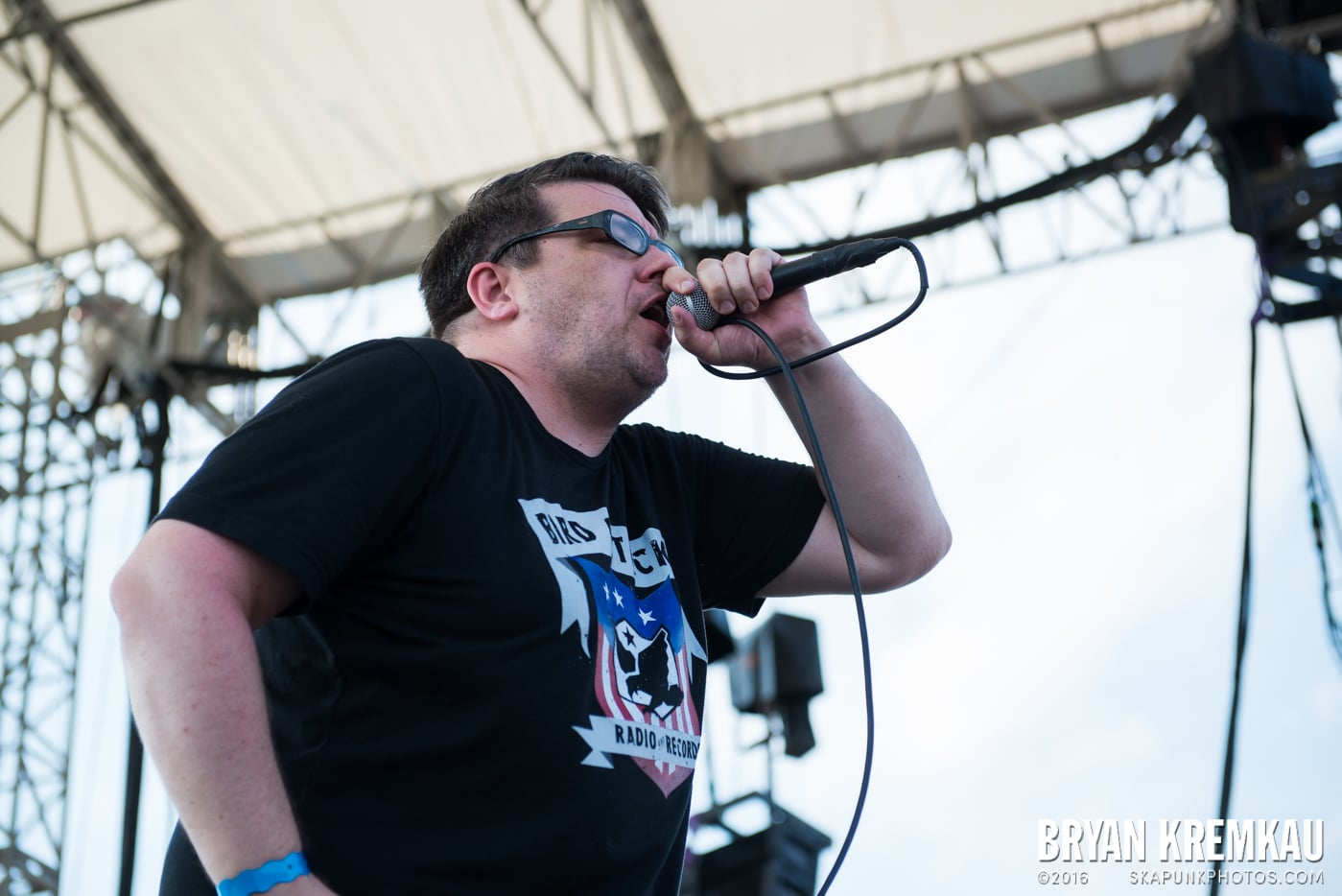 88 Fingers Louie @ Punk Rock Bowling, Stone Pony Summerstage, Asbury Park, NJ - 6.11.16 (25)