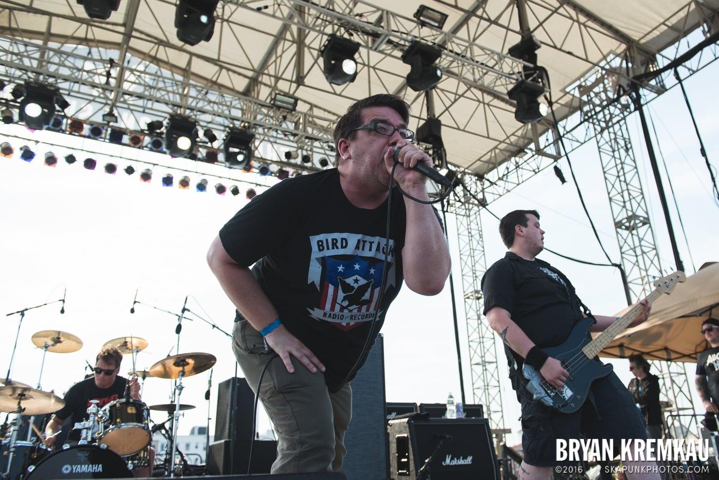 88 Fingers Louie @ Punk Rock Bowling, Stone Pony Summerstage, Asbury Park, NJ - 6.11.16 (3)