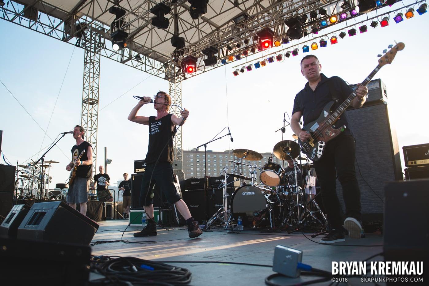 Subhumans @ Punk Rock Bowling, Stone Pony Summerstage, Asbury Park, NJ - 6.11.16 (2)