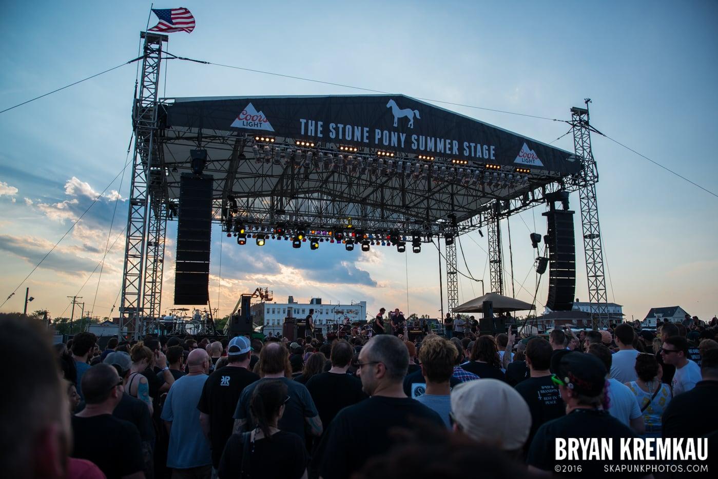 Subhumans @ Punk Rock Bowling, Stone Pony Summerstage, Asbury Park, NJ - 6.11.16 (1)