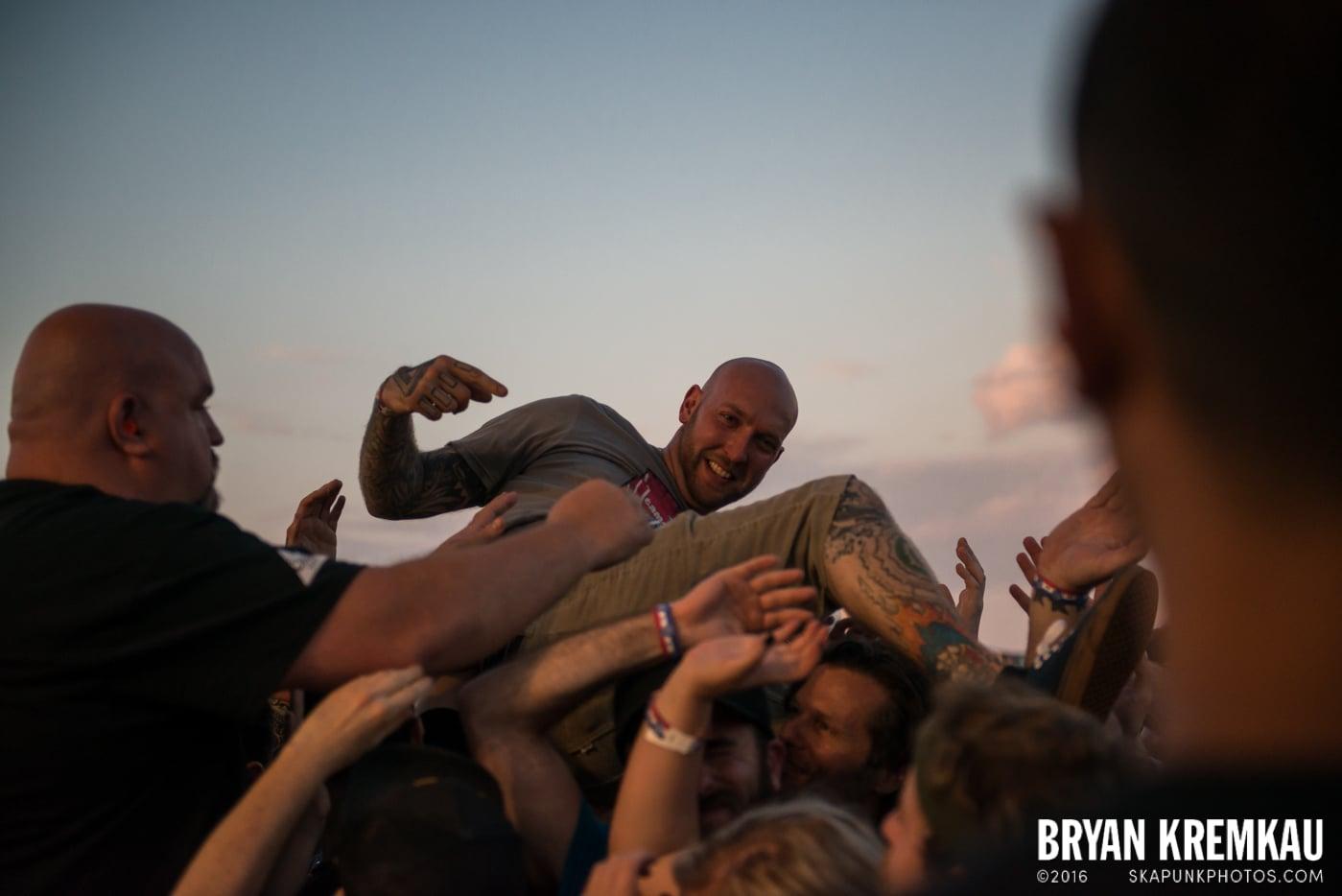 Dag Nasty @ Punk Rock Bowling, Stone Pony Summerstage, Asbury Park, NJ - 6.11.16 (1)