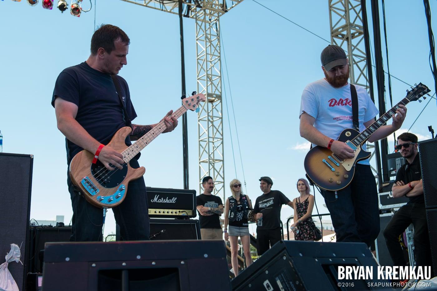 Drug Church @ Punk Rock Bowling, Stone Pony Summerstage, Asbury Park, NJ - 6.12.16 (14)