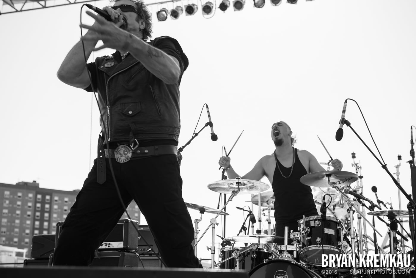 Anti-Nowhere League @ Punk Rock Bowling, Stone Pony Summerstage, Asbury Park, NJ - 6.12.16 (30)