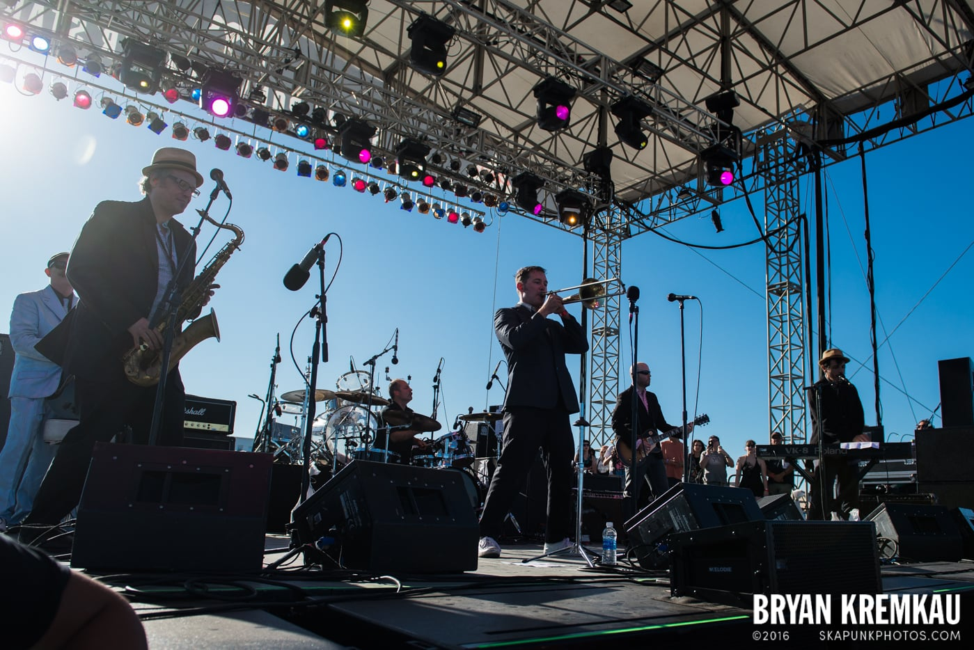 The Slackers @ Punk Rock Bowling, Stone Pony Summerstage, Asbury Park, NJ - 6.12.16 (34)
