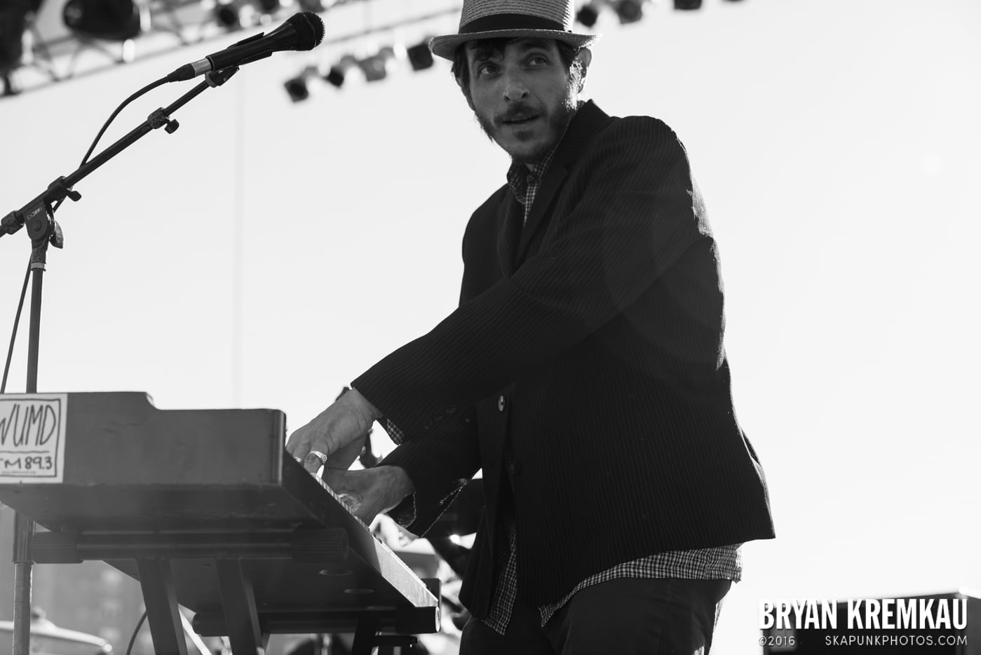 The Slackers @ Punk Rock Bowling, Stone Pony Summerstage, Asbury Park, NJ - 6.12.16 (8)