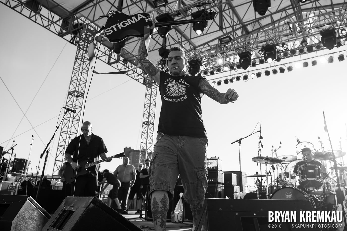 Agnostic Front @ Punk Rock Bowling, Stone Pony Summerstage, Asbury Park, NJ - 6.12.16 (52)