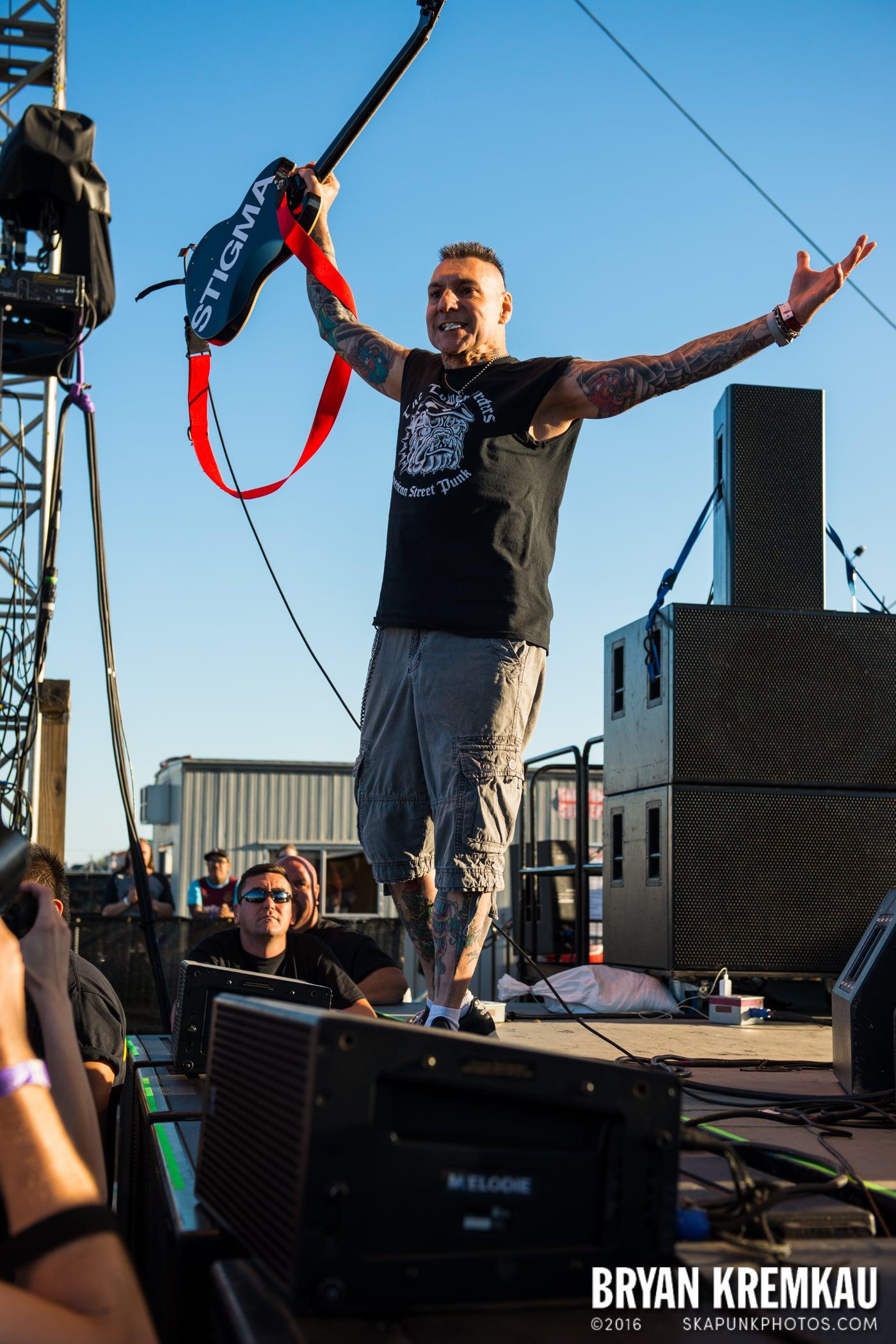Agnostic Front @ Punk Rock Bowling, Stone Pony Summerstage, Asbury Park, NJ - 6.12.16 (51)