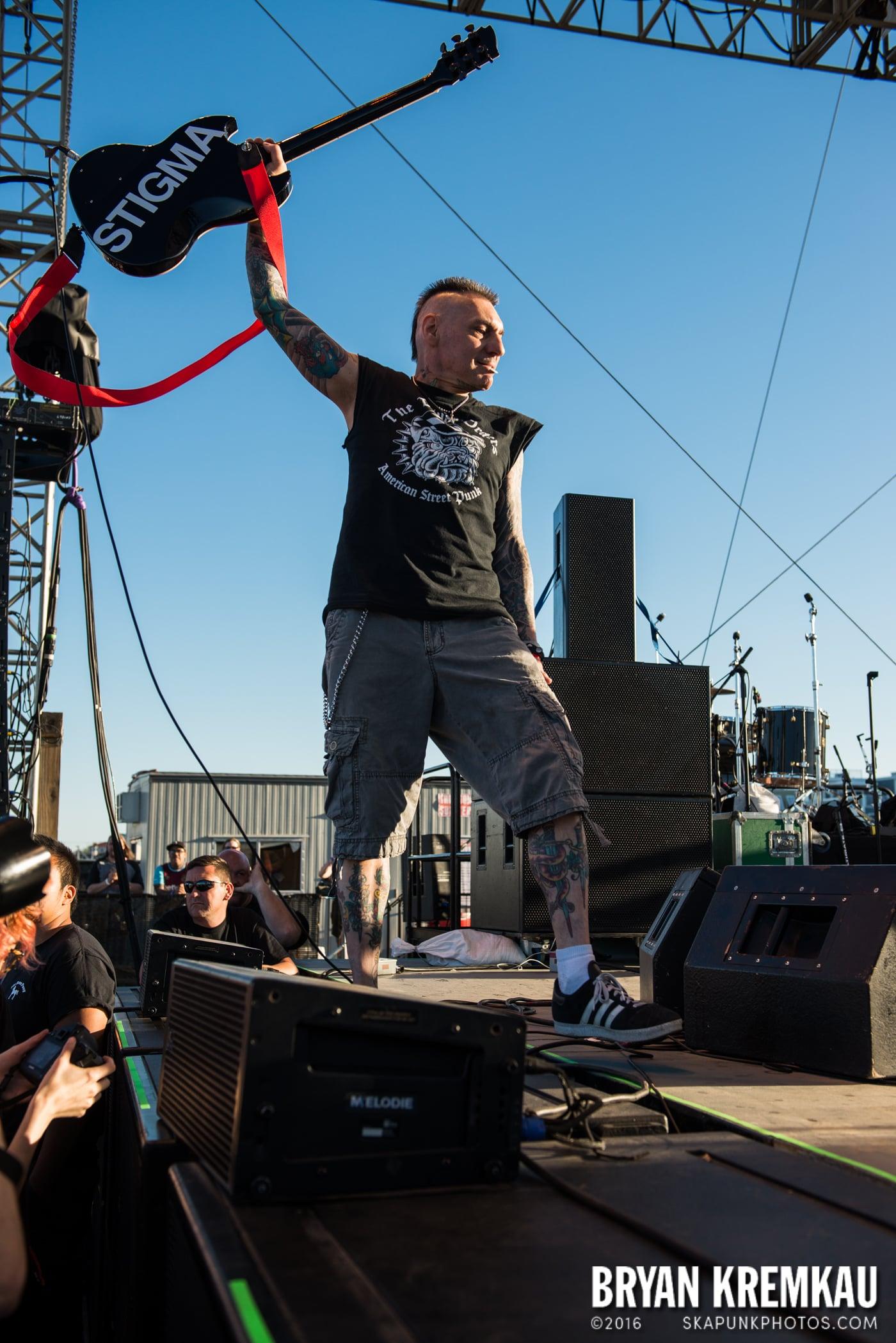 Agnostic Front @ Punk Rock Bowling, Stone Pony Summerstage, Asbury Park, NJ - 6.12.16 (50)