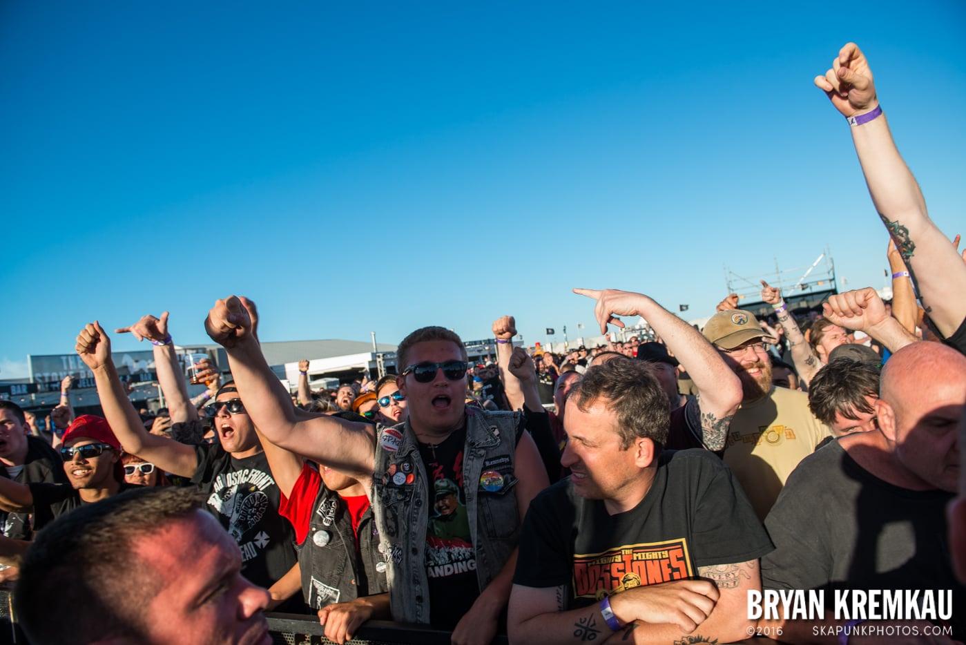 Agnostic Front @ Punk Rock Bowling, Stone Pony Summerstage, Asbury Park, NJ - 6.12.16 (43)