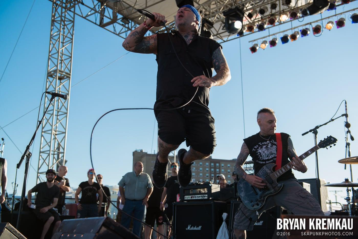 Agnostic Front @ Punk Rock Bowling, Stone Pony Summerstage, Asbury Park, NJ - 6.12.16 (37)