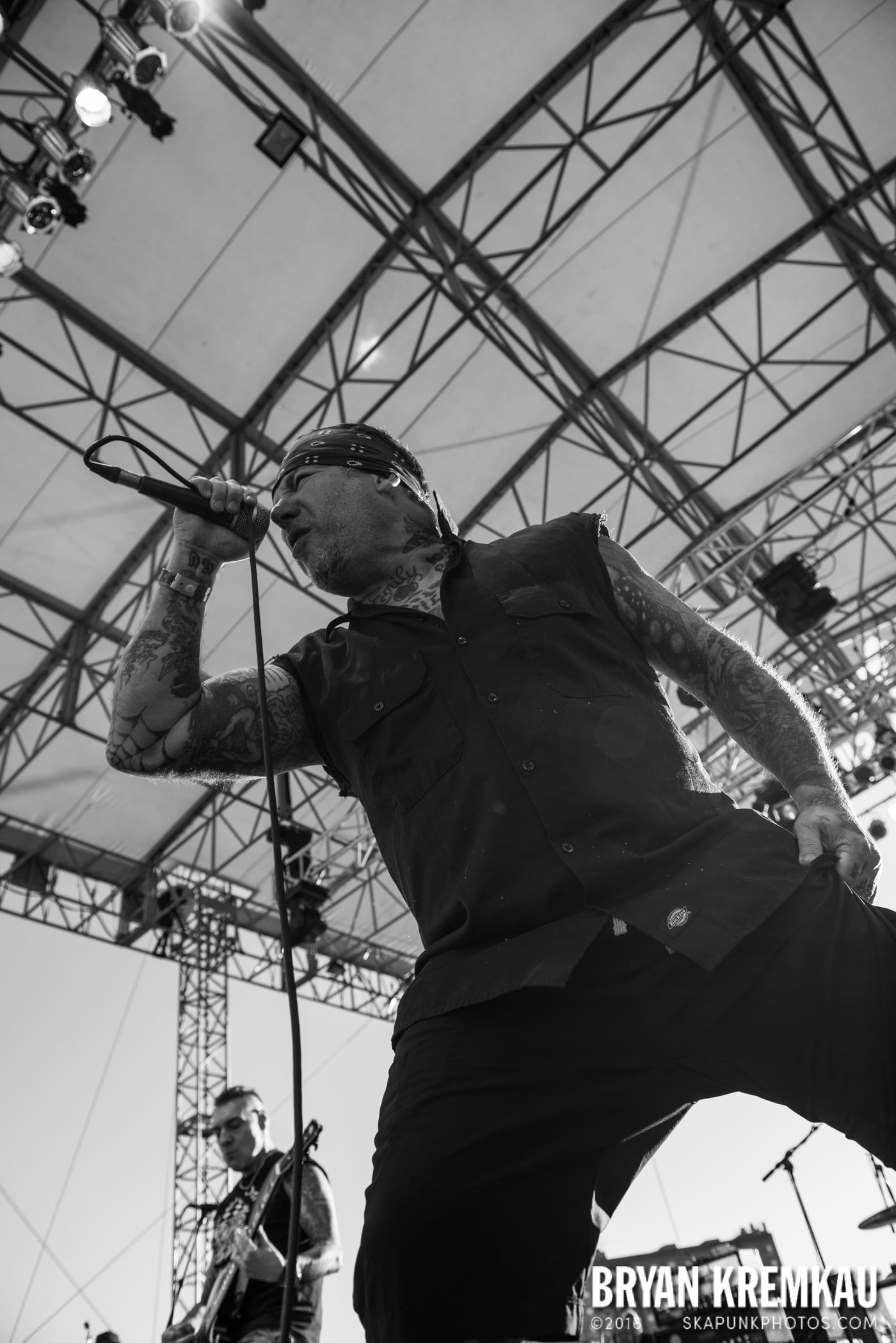 Agnostic Front @ Punk Rock Bowling, Stone Pony Summerstage, Asbury Park, NJ - 6.12.16 (35)