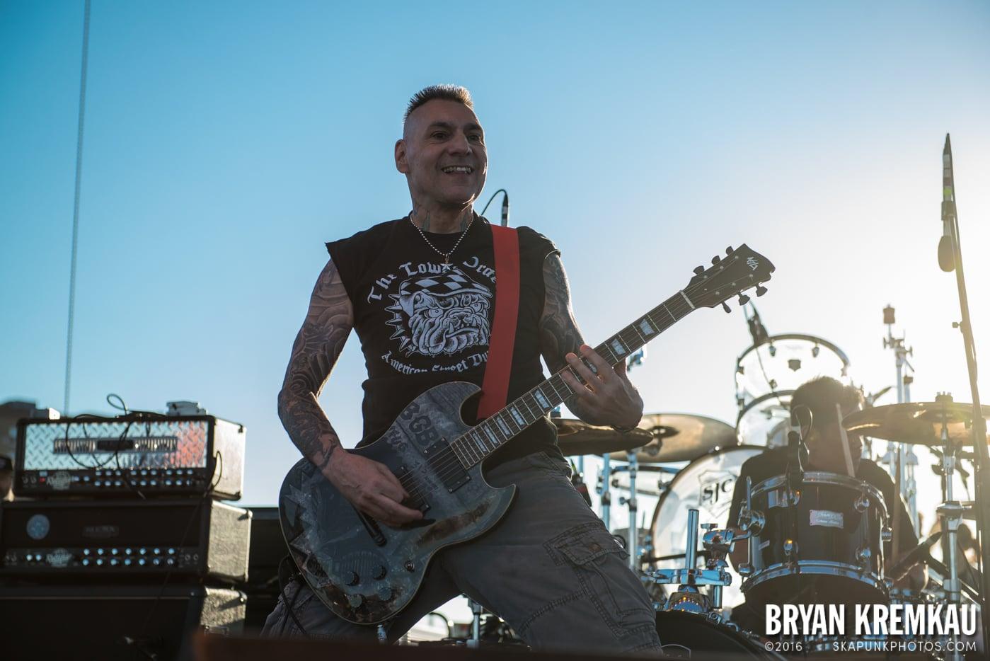 Agnostic Front @ Punk Rock Bowling, Stone Pony Summerstage, Asbury Park, NJ - 6.12.16 (32)