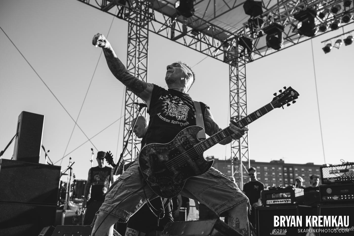Agnostic Front @ Punk Rock Bowling, Stone Pony Summerstage, Asbury Park, NJ - 6.12.16 (30)