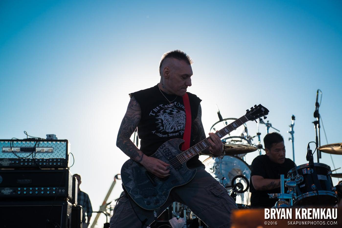 Agnostic Front @ Punk Rock Bowling, Stone Pony Summerstage, Asbury Park, NJ - 6.12.16 (17)