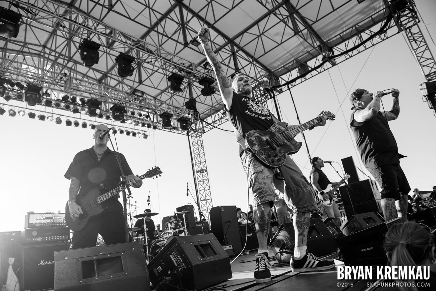 Agnostic Front @ Punk Rock Bowling, Stone Pony Summerstage, Asbury Park, NJ - 6.12.16 (5)
