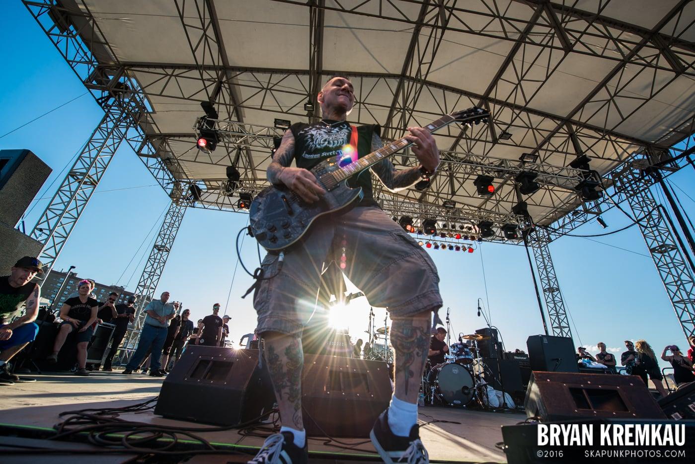 Agnostic Front @ Punk Rock Bowling, Stone Pony Summerstage, Asbury Park, NJ - 6.12.16 (4)