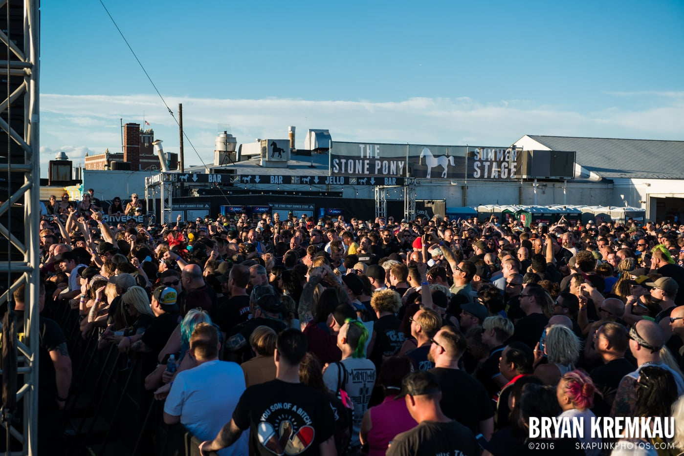 Agnostic Front @ Punk Rock Bowling, Stone Pony Summerstage, Asbury Park, NJ - 6.12.16 (1)