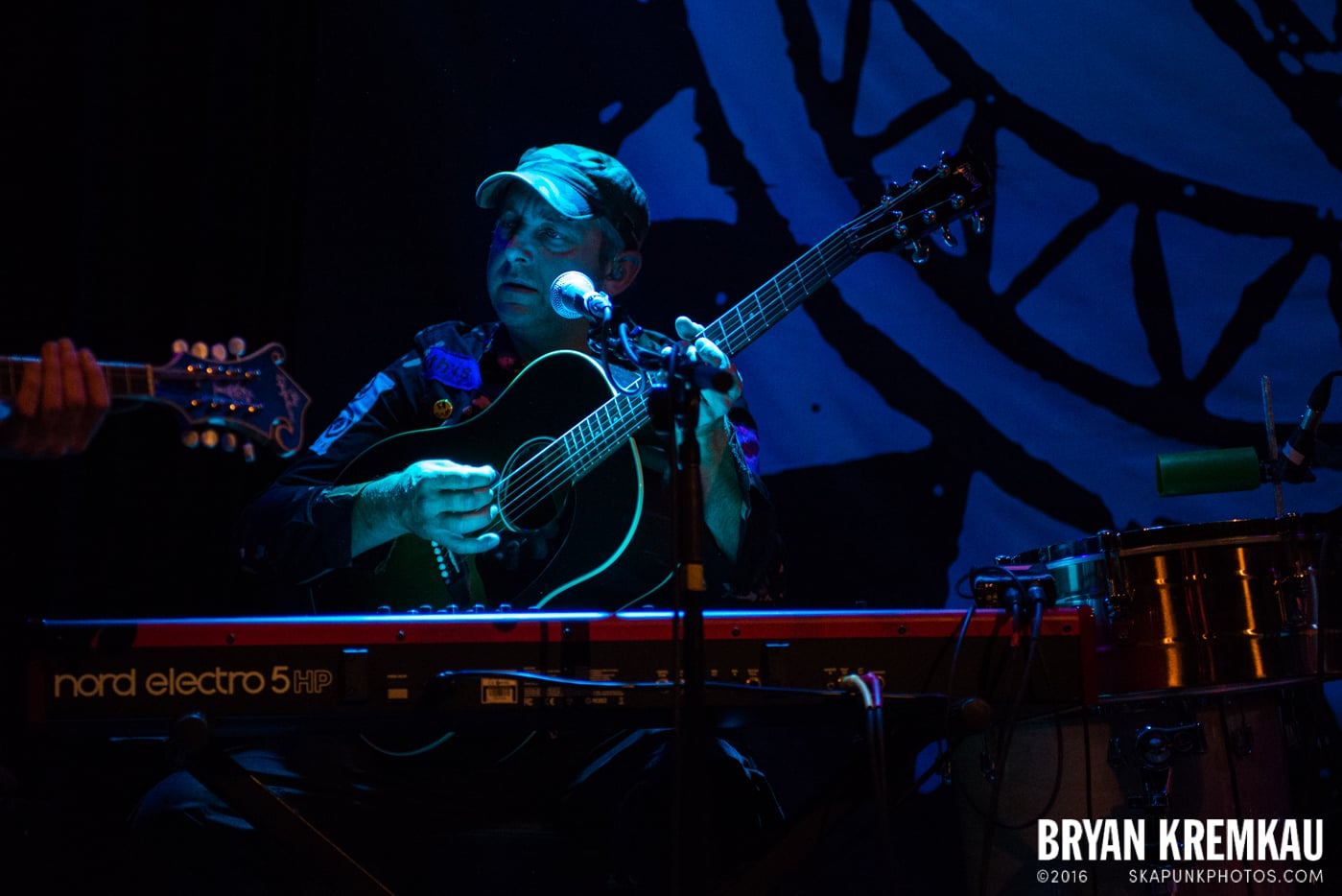 The Levellers @ Music Hall of Williamsburg, Brooklyn, NY - 9.25.16 (71)