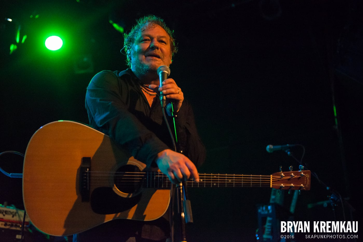 The Levellers @ Music Hall of Williamsburg, Brooklyn, NY - 9.25.16 (68)