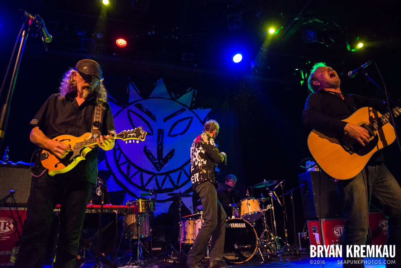 The Levellers @ Music Hall of Williamsburg, Brooklyn, NY - 9.25.16 (66)